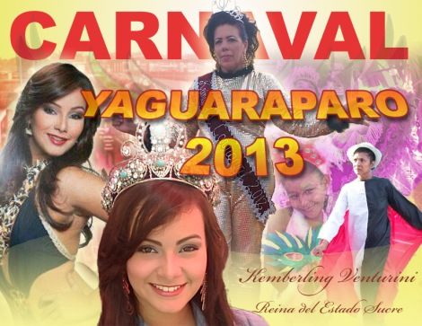 carnaval 2013 afiche