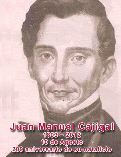 Natalicio Cajigal