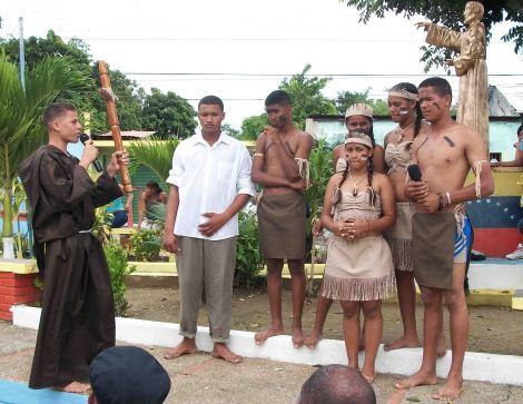 obra fundación de Yaguaraparo