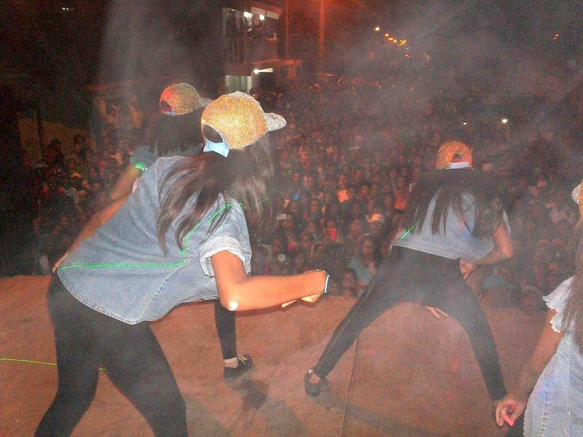 Grito del Carnaval Yaguaraparo 2015