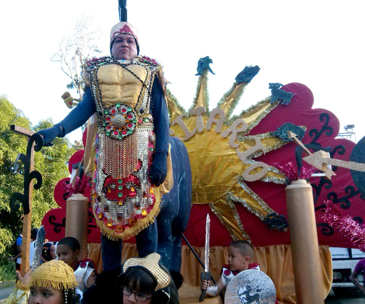 CARNAVAL YAGUARAPARO 2015