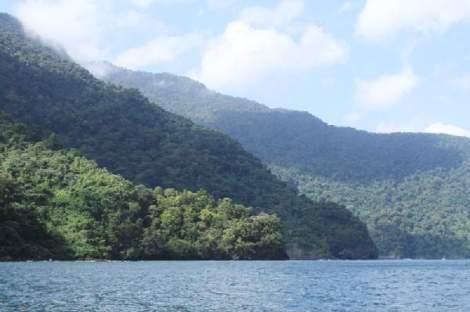parque nacional Península de Pariaparia